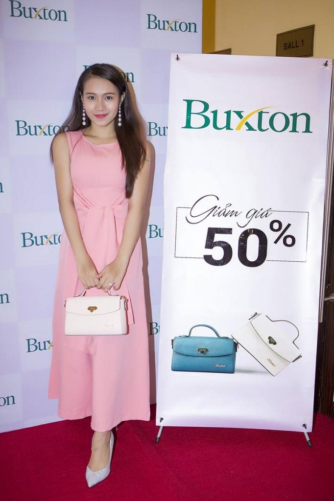 """Buxton: Thương hiệu túi xách đến từ Mỹ khiến loạt sao Việt """"mê mệt"""""""