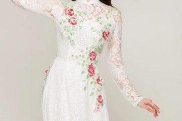 Thanh Trúc diện áo dài cưới cực xinh nhưng chưa chịu lấy chồng